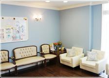 広い待合室のイメージ